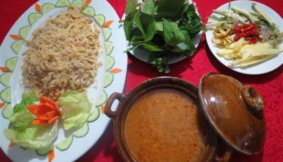 Món gỏi cá Nhệch Ninh Bình có gì đặc sắc khiến thực khách lưu luyến ?